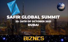 Pierwszy Światowy Zjazd Safir 22-24 październik 2021, Dubaj