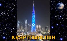 Prezentacja ZENIQ na Burj Khalifa